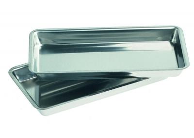 Stainless Steel Tray Nichrominox 20x10