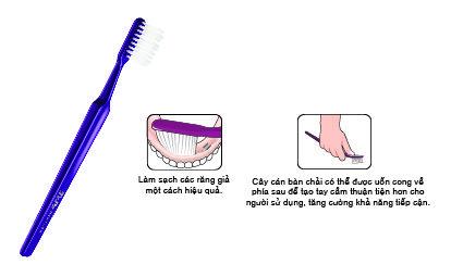 bàn chải cho răng nhựa giả-01
