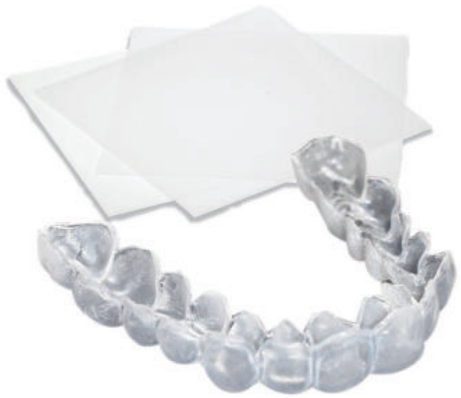 SOFT - TRAY FOR BLEACHING