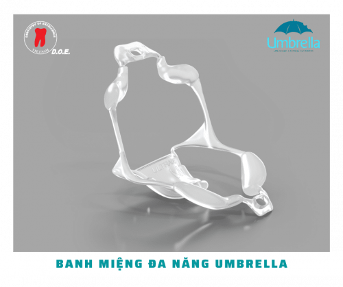 banh miệng đa năng Umbrella
