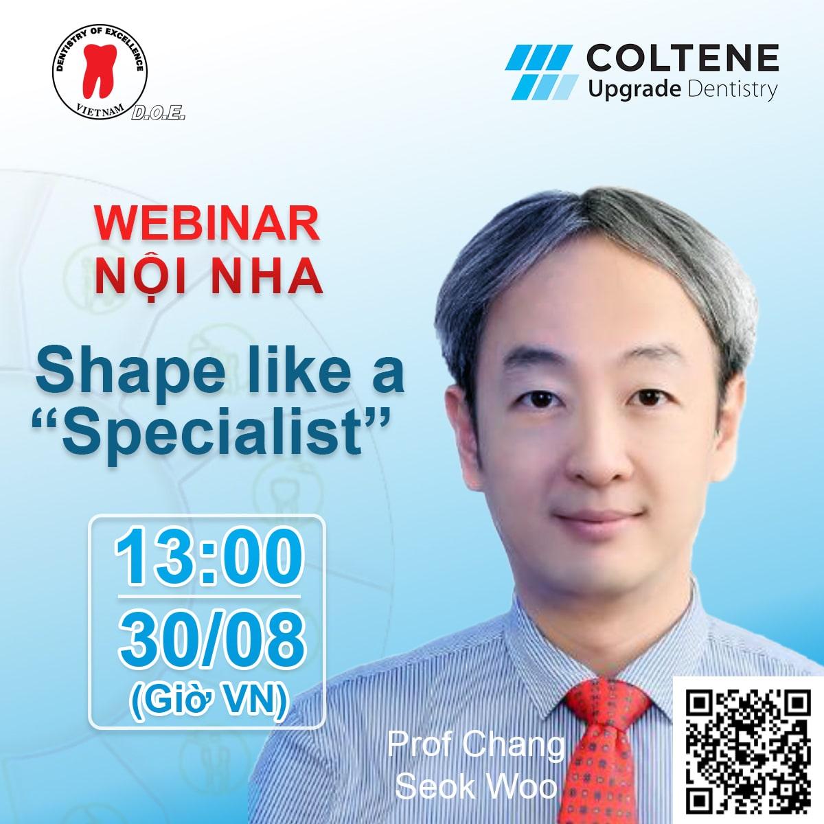 Coltene tạo hình ống tủy